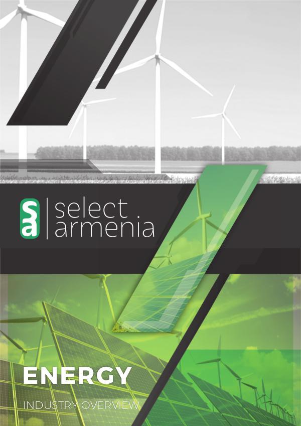 Sectorial Brochure Energy Sector of Armenia/BA