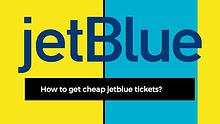 Jetblue airlines cheap flight deals