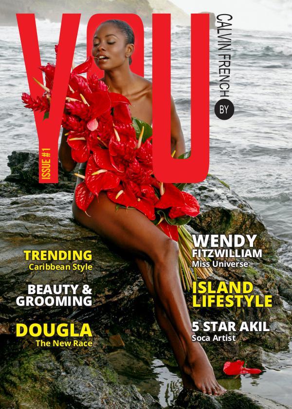 YOU! Magazine - Issue 1