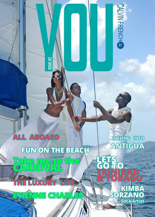 YOU! Magazine - Issue 2