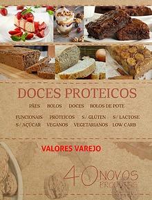 doces proteicos