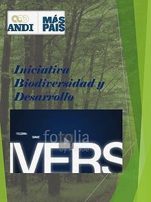 iniciativa Biodiversidad y Desarrollo