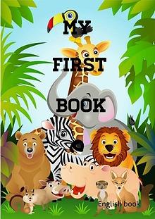 My first book.