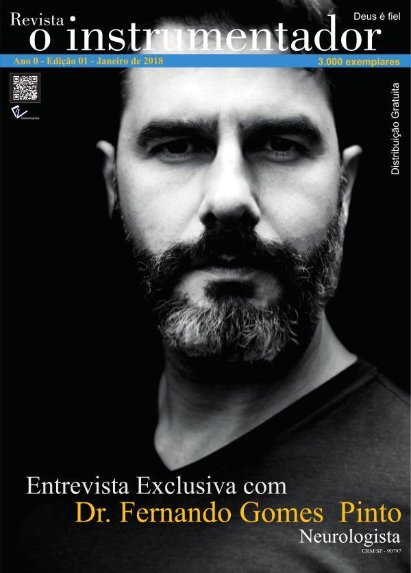 Revista O Instrumentador Edição 1 - Janeiro 2018