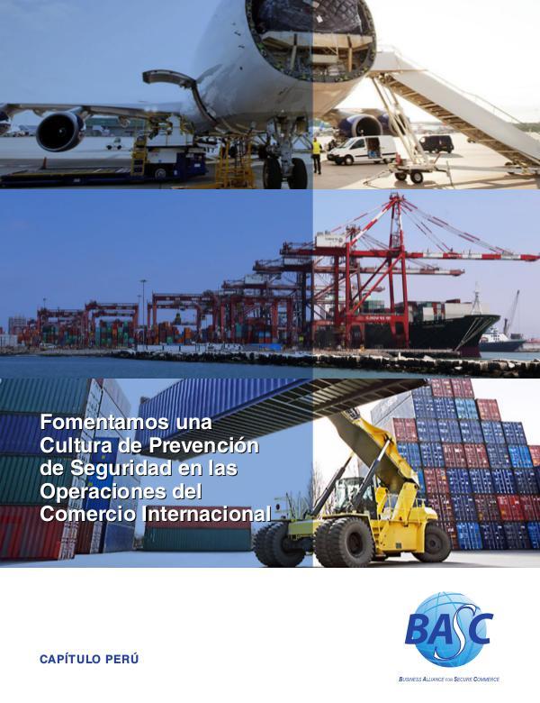 Brochure BASC PERÚ 2017 Brochure BASC PERÚ 2017