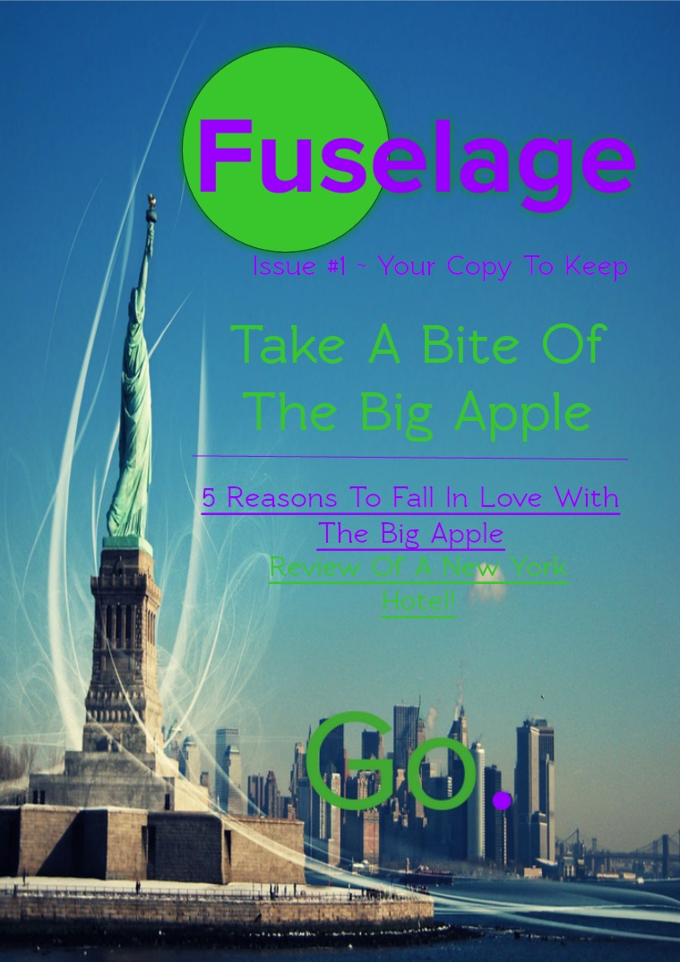 Fuselage March Issue