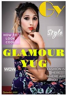 Glamour Yug Magazine