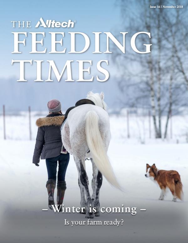 The Alltech Feeding Times Issue 16 - November 2018