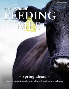 The Alltech Feeding Times