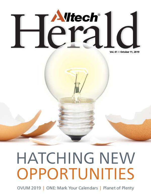 Alltech Herald 10-11-2019 Alltech_Herald_10-11-2019