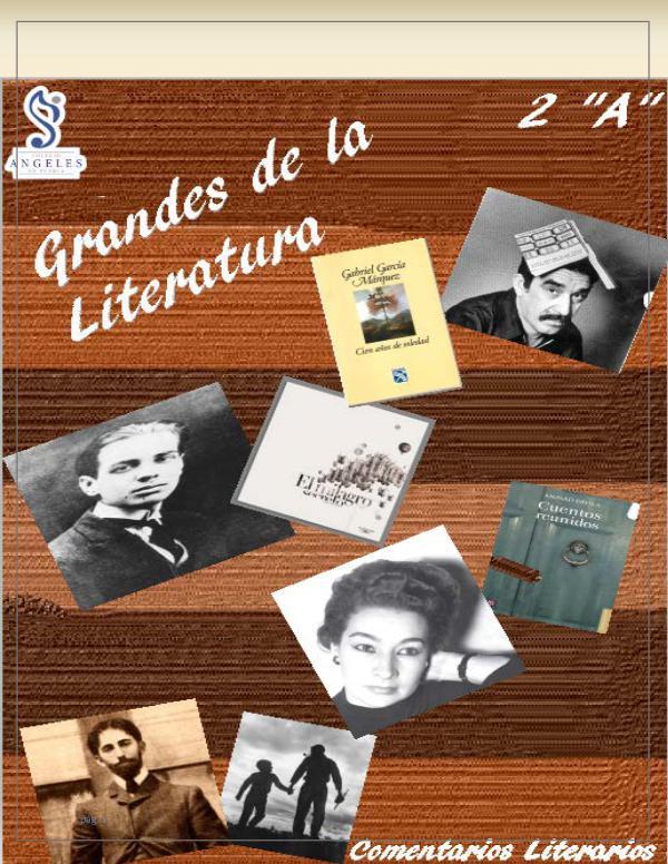 Los Grandes de la Literatura 2°