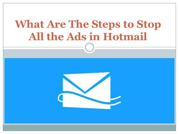 What Are The Steps to Sync a Hotmail Account on an iPad home