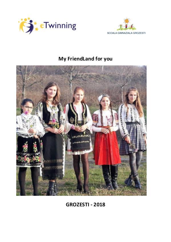My FriendLand for you - eTwinning grozesti_prezentare