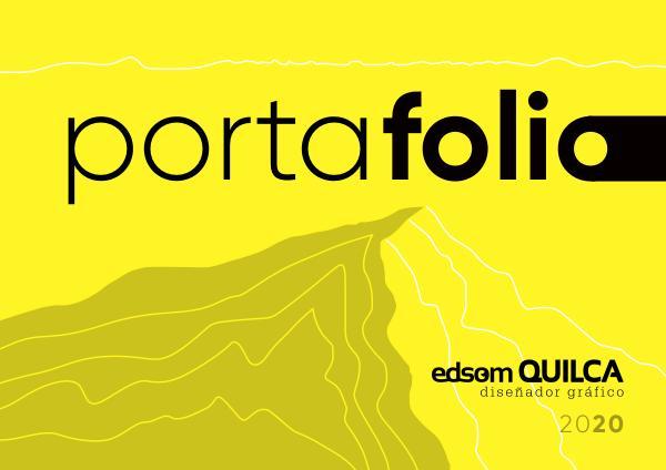 PORTAFOLIO 2020 EDSON QUILCA PORTAFOLIO 2020