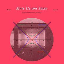 Mate III - Con Samu