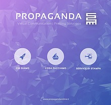 PROPAGANDA VISUAL COMMUNICATION - PRINTING SOLUTIONS