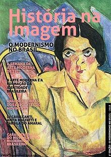 História na Imagem - Modernismo no Brasil