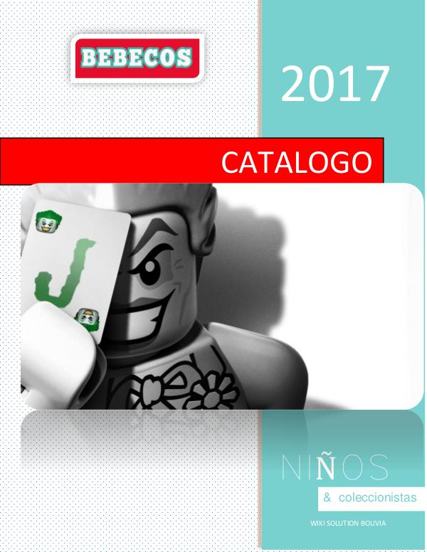 BEBECOS - NIÑOS Catalogo - NIÑOS 2017 (1)