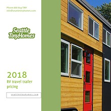 RV Pricing Seattle Tiny Homes