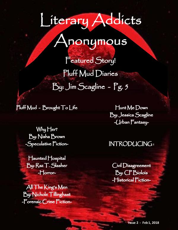 Literary Addicts Anonymous Issue 2