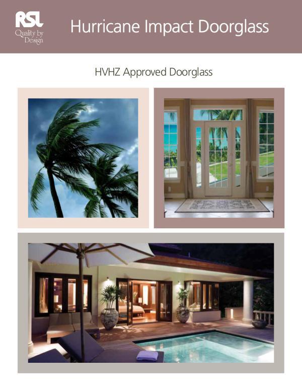 Door Catalogs Rsl Hurricane Impact 17 Joomag Newsstand