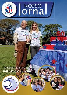 NOSSO JORNAL - COLÉGIO SANTO IVO