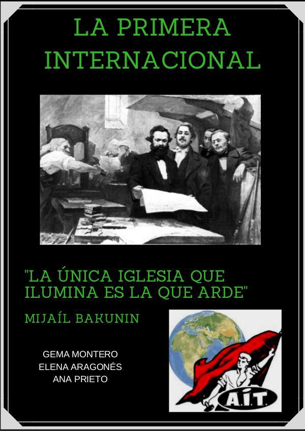 Primera Internacional Primera internacional