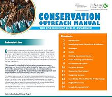 Conservation Outreach Manual