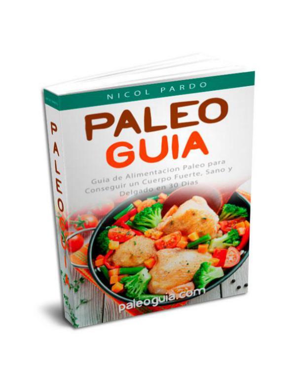 PALEO GUIA PDF GRATIS NICOL PARDO NICOL PARDO