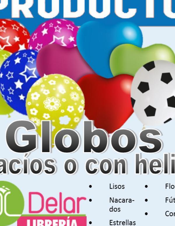 Globos Disney Delar Globos Delar