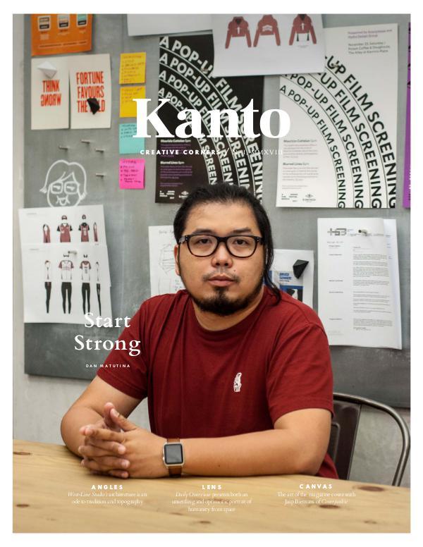 Kanto Vol 1, 2018