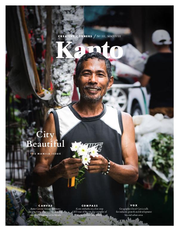 Kanto Vol 3, 2018
