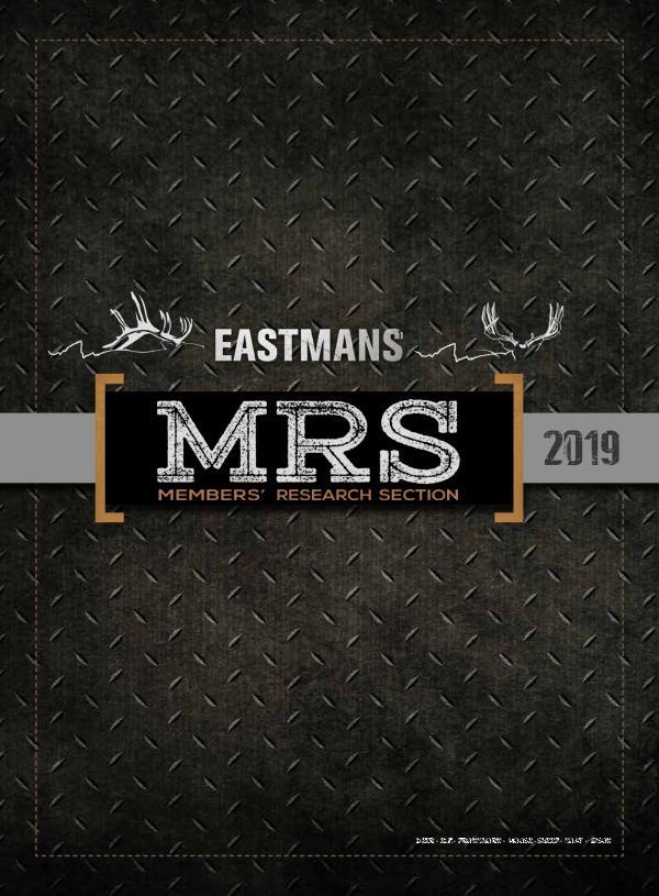 MRS BOOKS 2019 Digital MRS