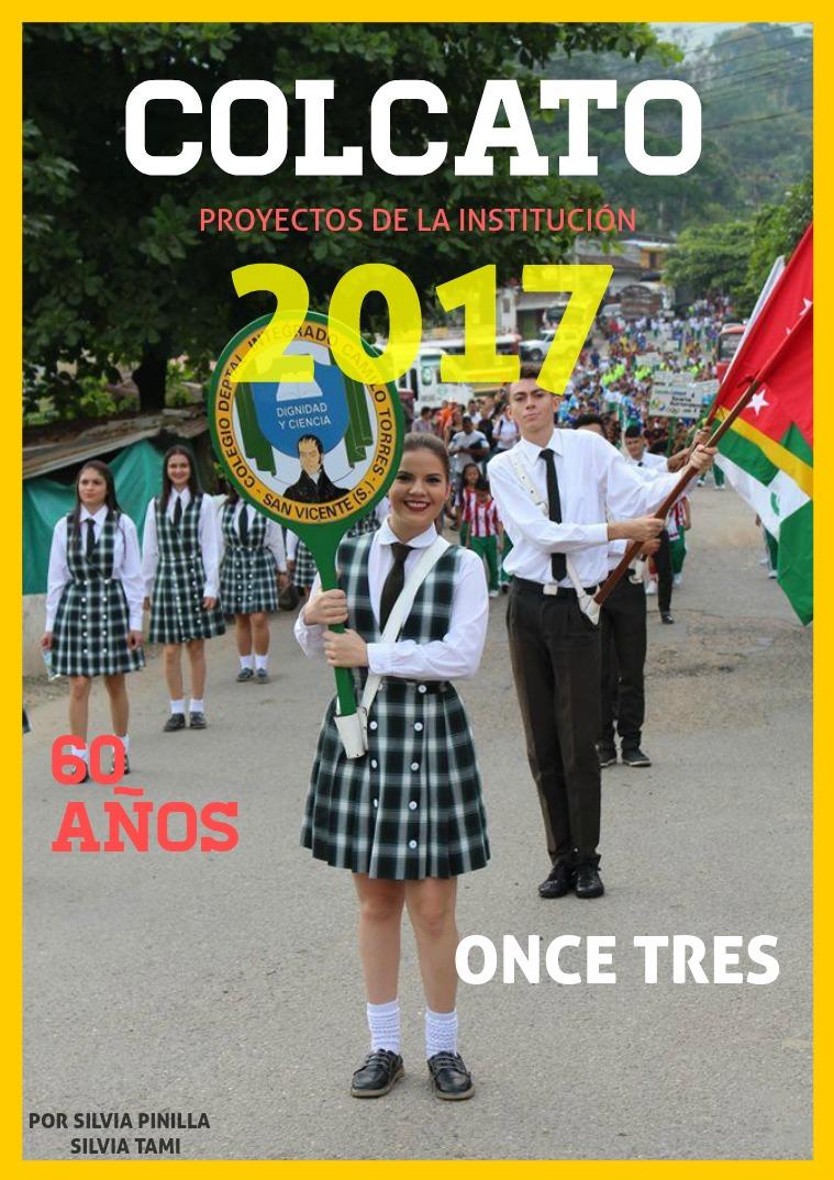 Revista COLCATO 2017 Revista COLCATO