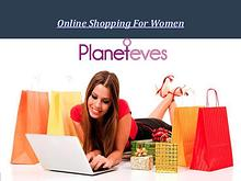Best Deals on Women Items - Planeteves.com