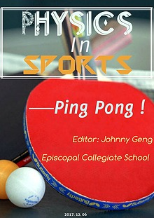 Physics In Ping Pong Ball