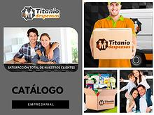 Catalogo Titanio Despensas