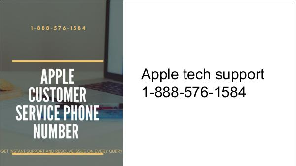 Apple customer care number 1-888-576-1584 Apple tech support