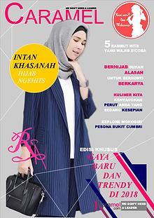 Caramel Magazine