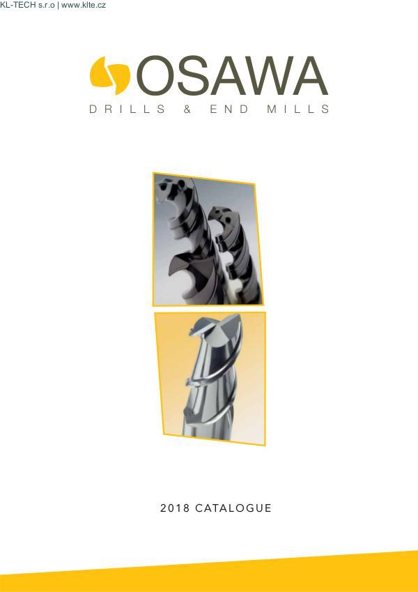 OSAWA - katalog | KL-TECH s.r.o. | www.klte.cz