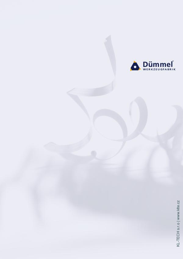 Duemmel - katalog   KL-TECH s.r.o.   www.klte.cz Duemmel