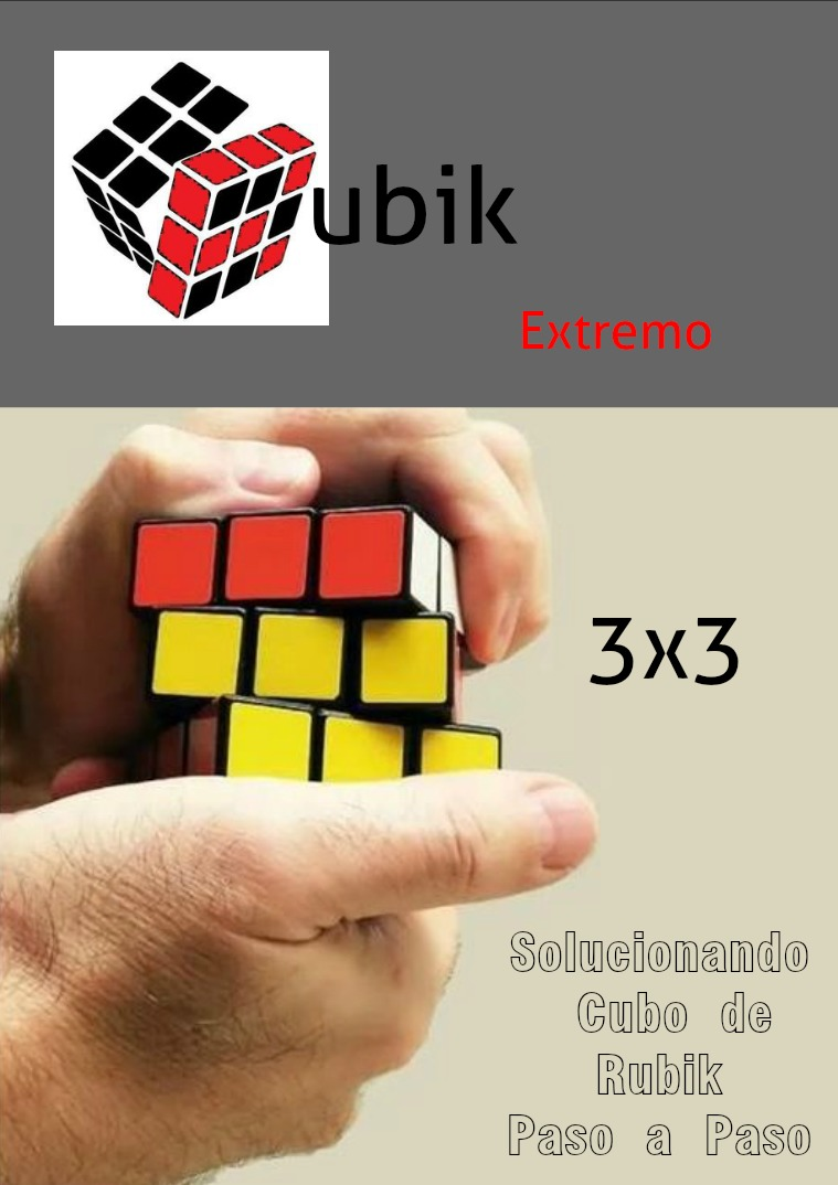 Como Resolver el Cubo de Rubik Solución sencilla del cubo de Rubik