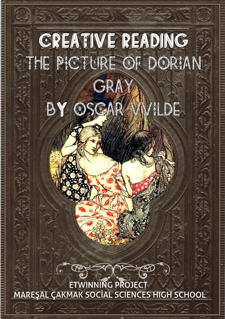 Creative Reading The Picture of Dorian Gray By Oscar Wilde An eTwin