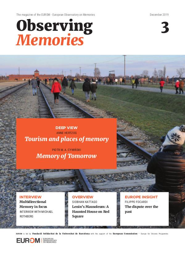 Observing Memories Issue 3