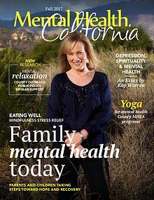 Fall 2017 Mental Health California Magazine