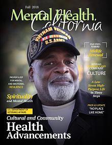 Fall 2018 Mental Health California Magazine