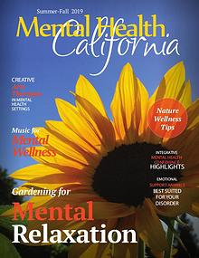 Summer-Fall 2019 Mental Health California Magazine