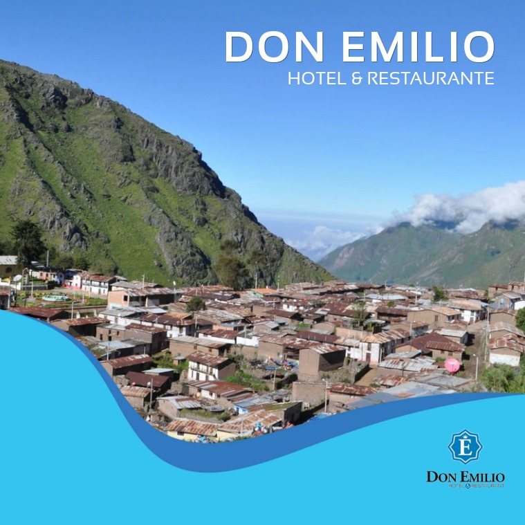 Don Emilio Hotel & Restaurante I VOLUMEN