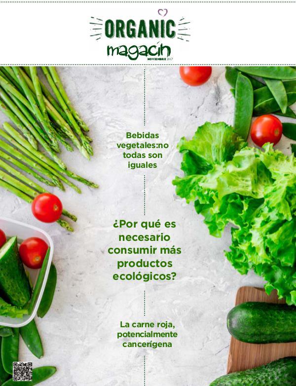 Organic Magacín | Noviembre '17 Organic Magacín