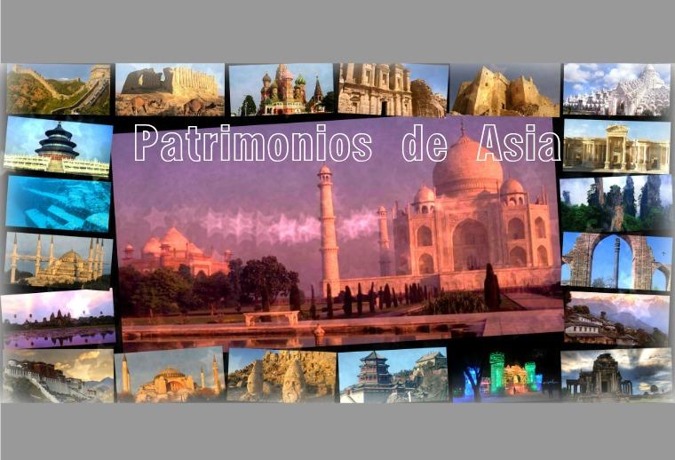 Patrimonios de Asia los primeros 10 mas turisticos